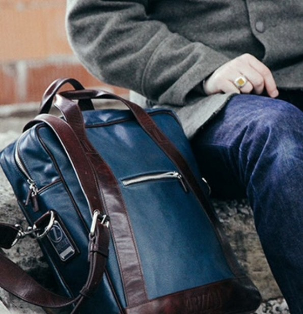 Vom Abstellgleis zur Designertasche