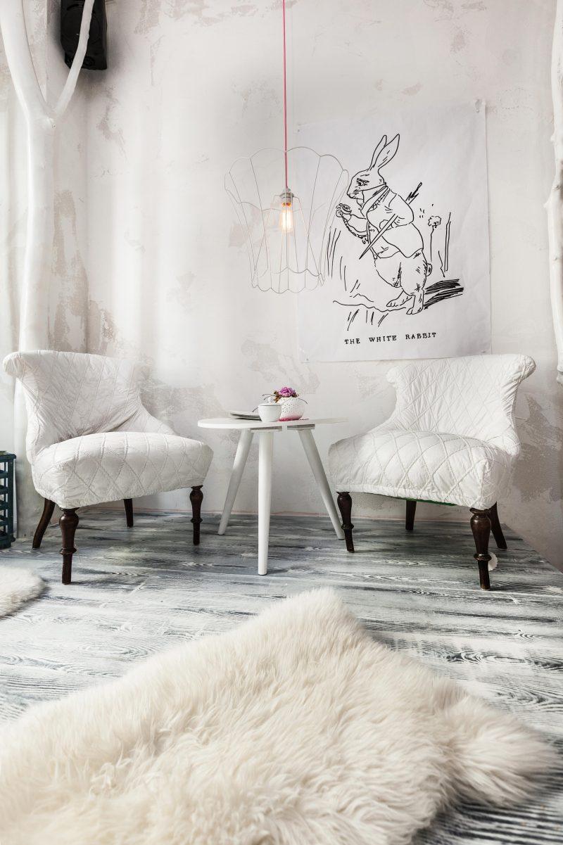 White Rabbits Room München Interior