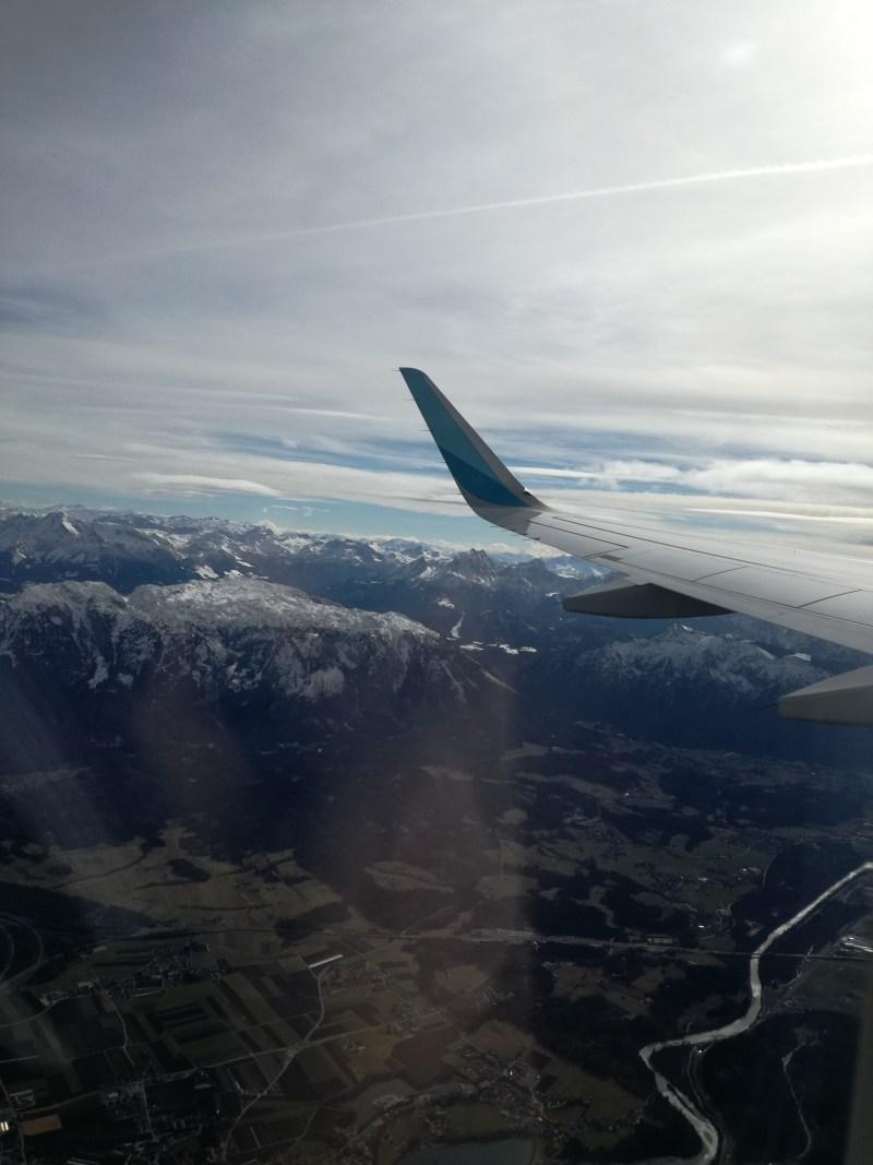 Flug Salzburg Paris Eurowings