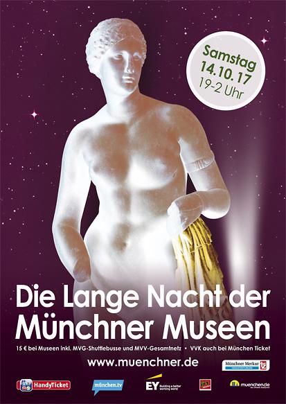 Lange Nacht der Museen München