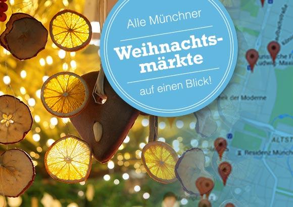 Dein Münchner Weihnachtsmarkt ums Eck