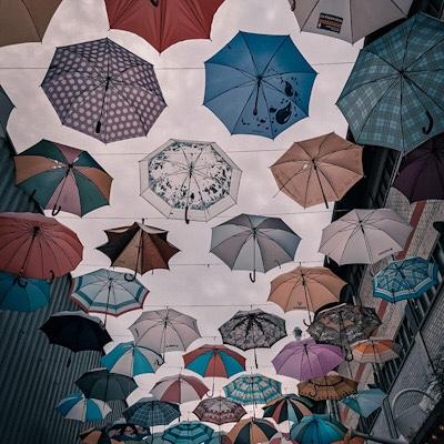 Regenschirme Zürich