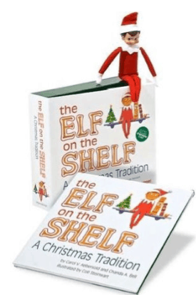 An Elf On The Shelf Tradition A Free Ideas Printable