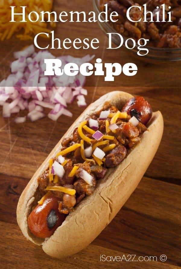 Homemade Chili Cheese Dog Isavea2z Com