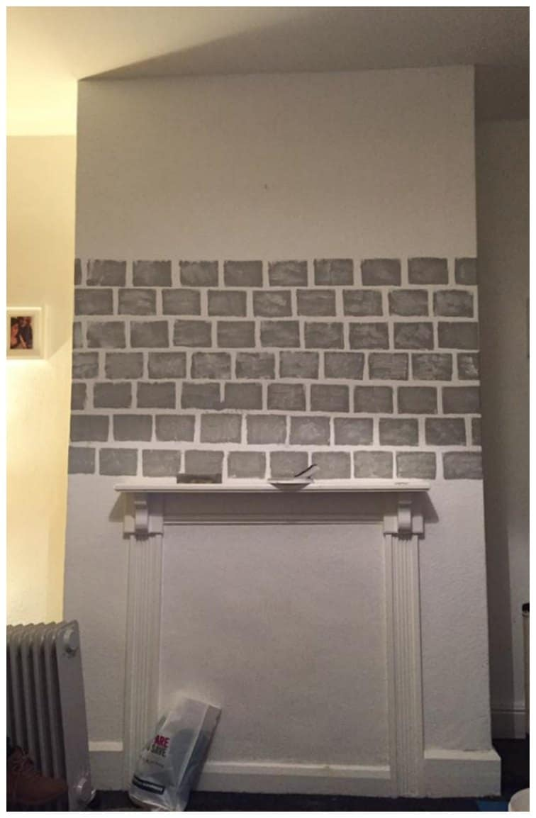 folding z chair rocking with cushions india diy how to paint a faux brick fireplace project idea - isavea2z.com