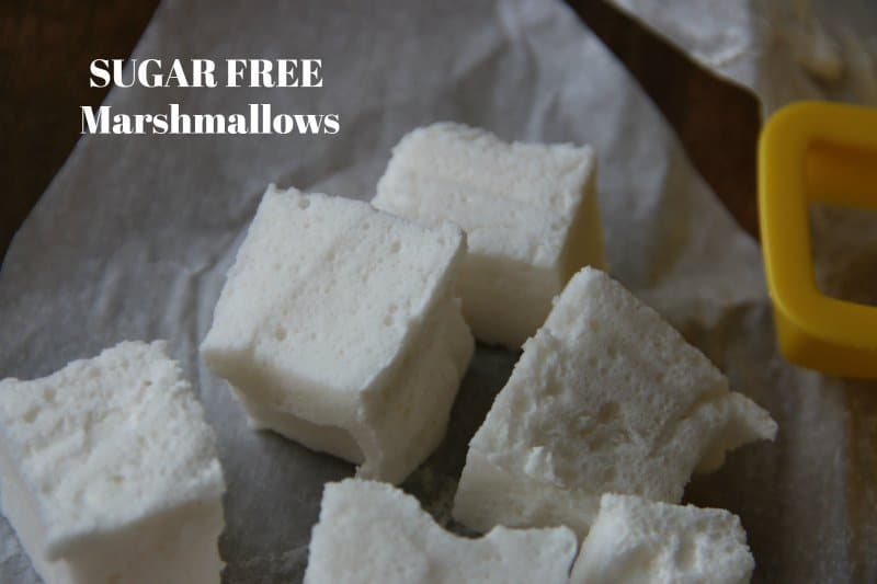 Sugar Free Chocolate Covered Marshmallows Recipe