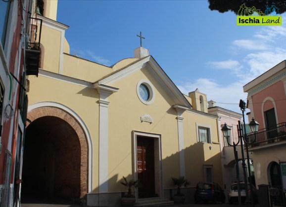 La Parrocchia Santa Maria del Carmine a Serrara Fontana