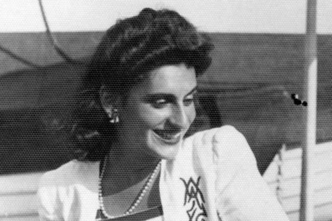 Forio la Mortella perde Lady Susana Walton