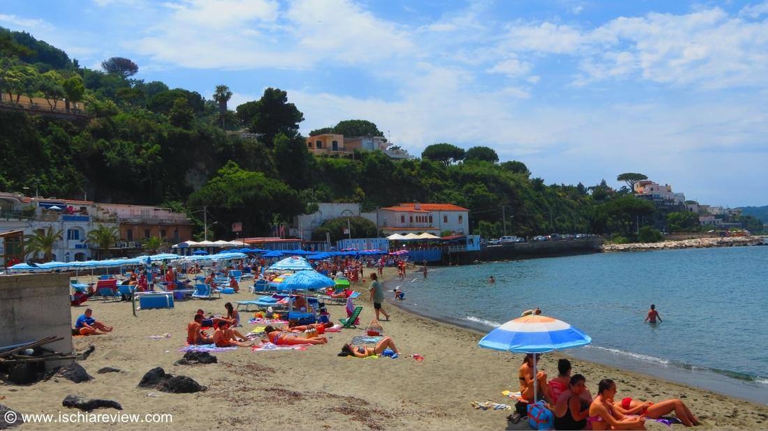 Beaches of Ischia  Ischia Reviewcom
