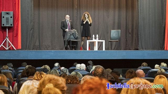 Il filosofo Umberto Galimberti presentato da Giorgia Messa