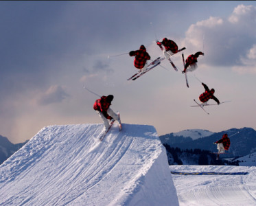 Skiing post copy