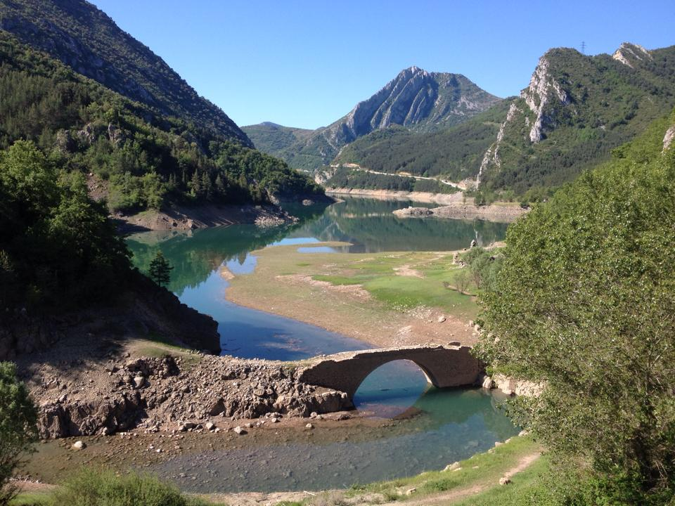 Image Of The Day Geology Of The Spanish Pyrenees I Science