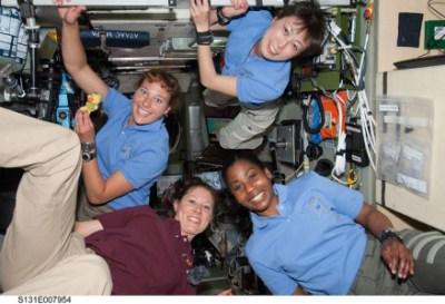 ISS women 9451986606_055c247968_z