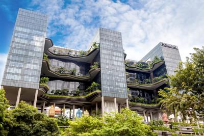 Singapore's 'Park Royal Hotel'