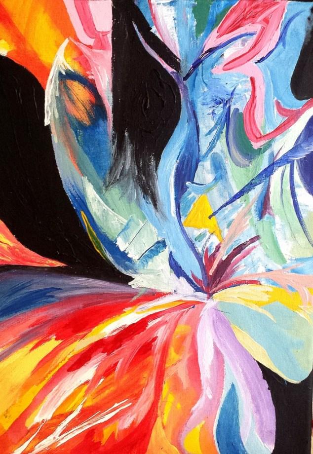 Chasing visions - Judit Agui