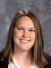 Beth Peterson : ​District Office Administrative Assistant