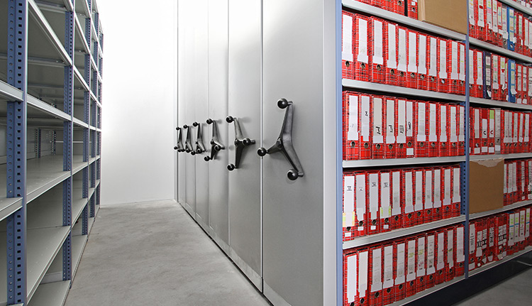 File Room Relocation Services  Technical Services  ISDA