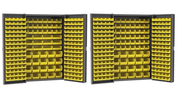 Stackable Storage Bins  Industrial Storage  ISDA Network