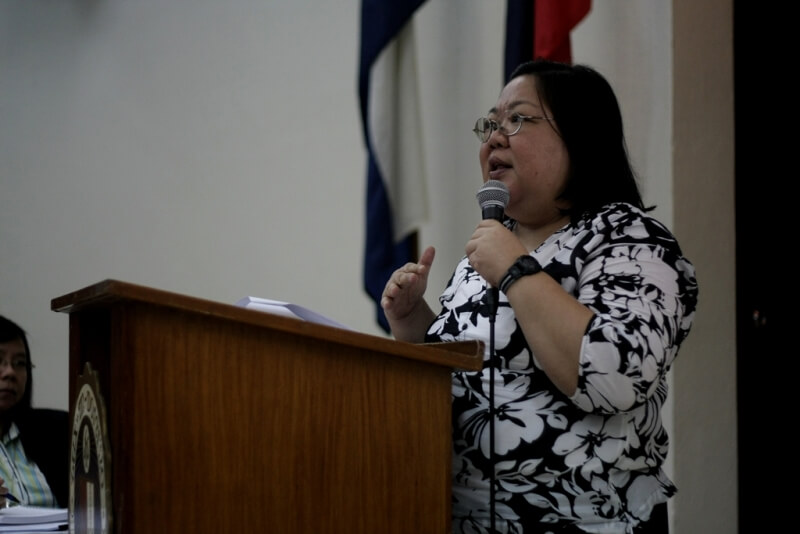 Director Myrna Asuncion of NEDA  characterizes the PRESENT Bill as consistent with government's goal of inclusive growth and outlines points for consideration to improve certain provisions.