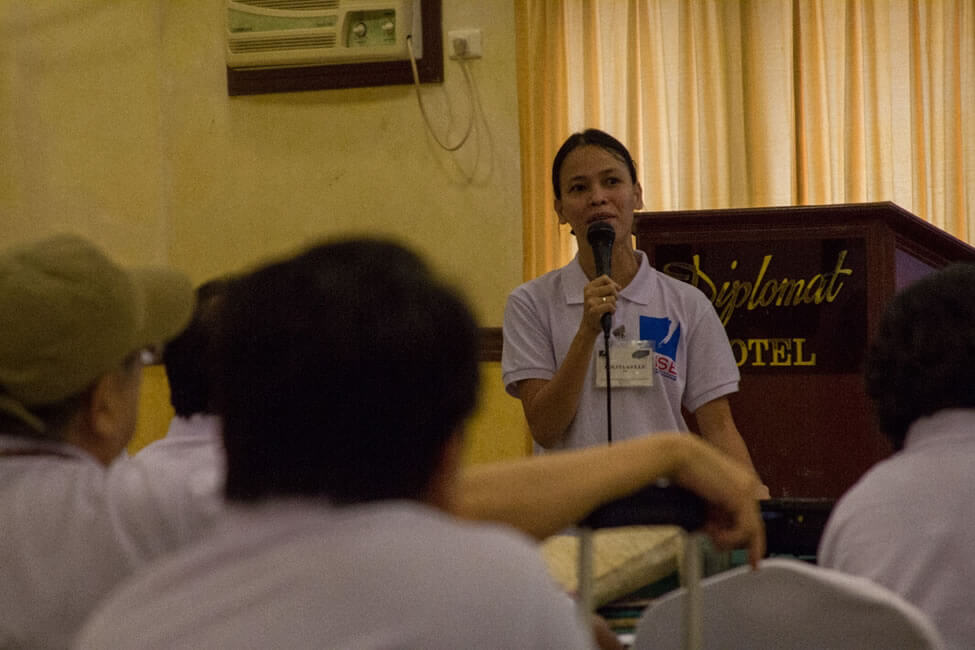 Ms. Lolita Gelle, Executive Director of Foundation for the TheseAbled Persons, Inc. (FTI)