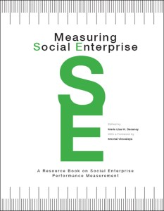 Measuring Social Enterprise