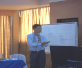 Oikocredit Cambodia Country Manager Kok Kao shares his expectations for Module II.