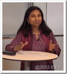 Bina Agarwal, Stockholm Seminar