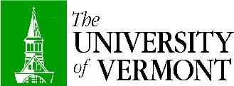 University Vermont
