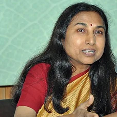 Professor Bina Agarwal