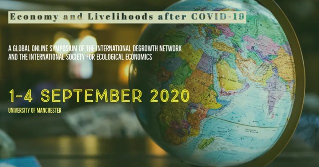 Economy and livelihoods after Covid-19