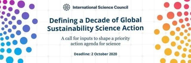 Seeking expert views on science for sustainability transformations and transformations of science systems