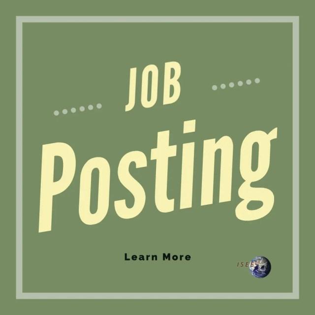Denison University Job Posting