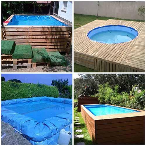 The Best 10 DIY Backyard Pool Ideas  iSeeiDoiMake