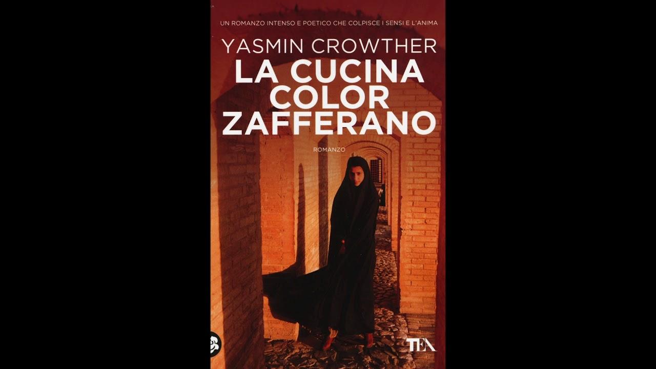 LA CUCINA COLOR ZAFFERANO di YASMIN CROWTHER  I segreti di Matilde