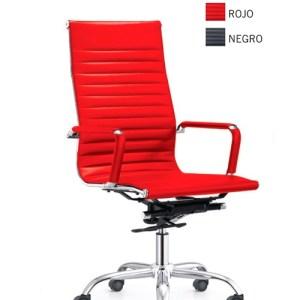 Silla Ejecutiva Cali Rojo