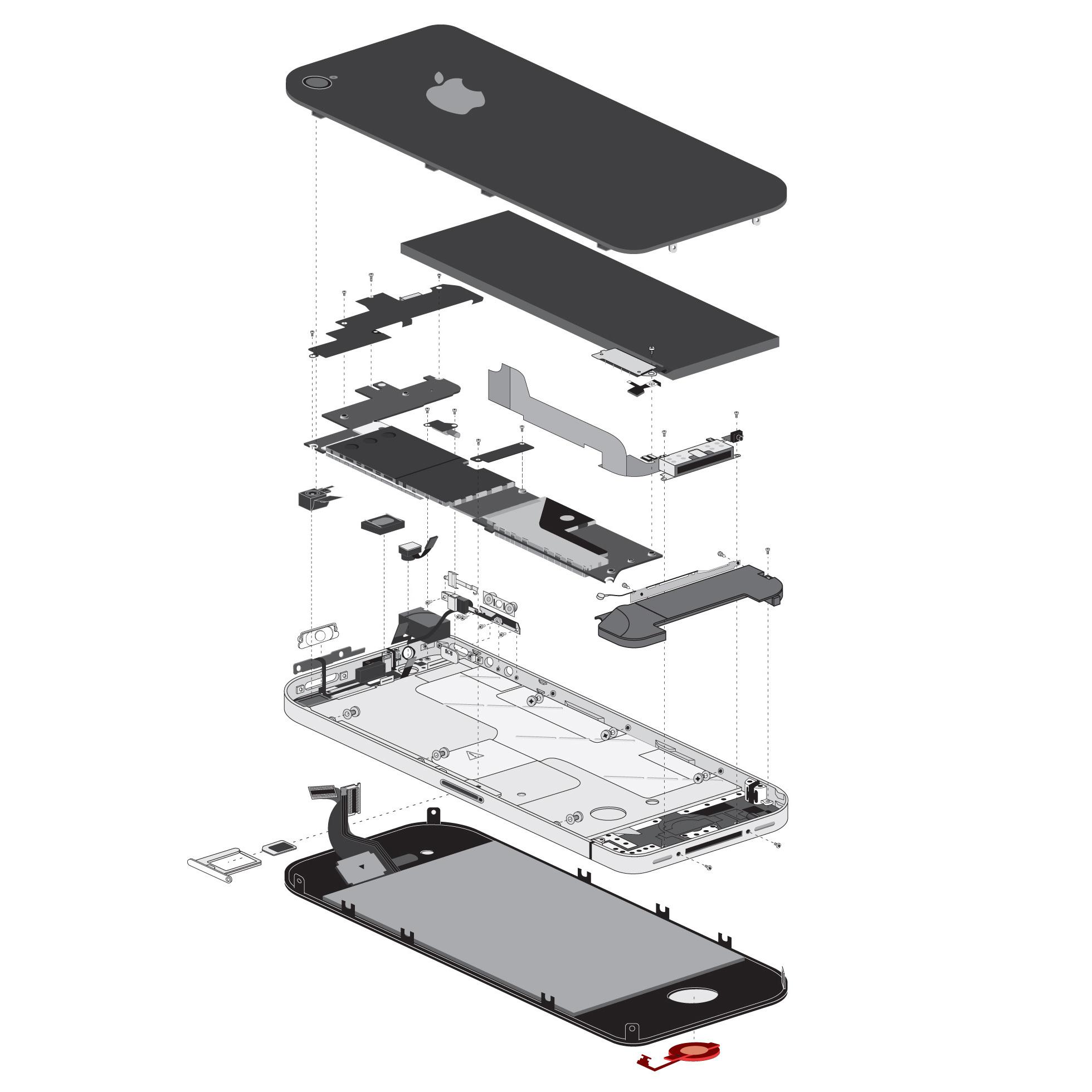 back of iphone 4s diagram 1998 vw golf radio wiring screen repair in kingston ontario | repair, parts & service