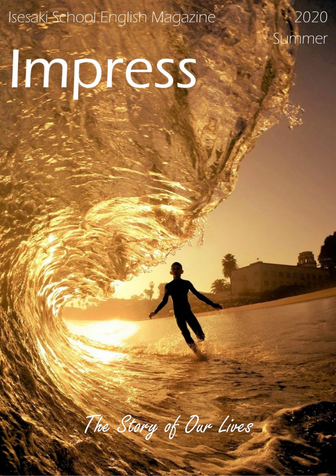 The cover for the 2020 Summer issue of Impress