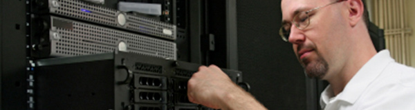dedicated website server