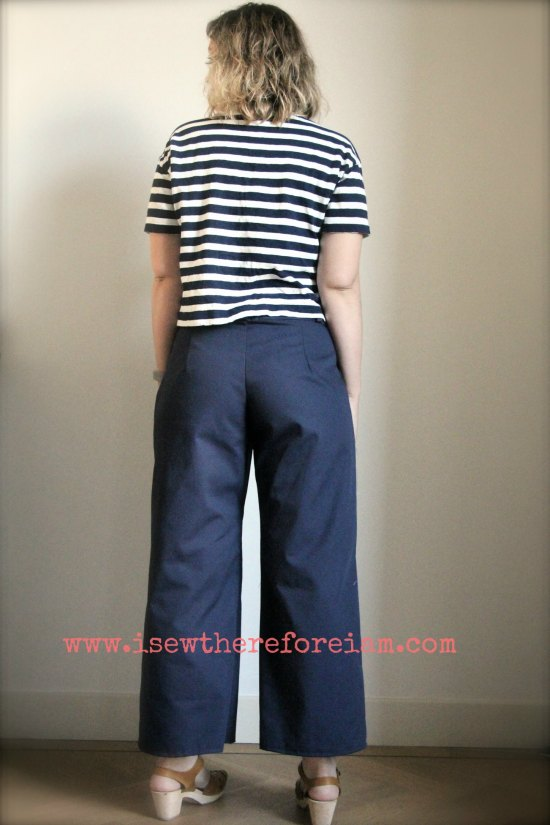 Nagoya Pants by Papercut Patterns
