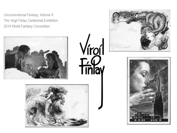 Publication: Unconventional Fantasy: A Celebration of