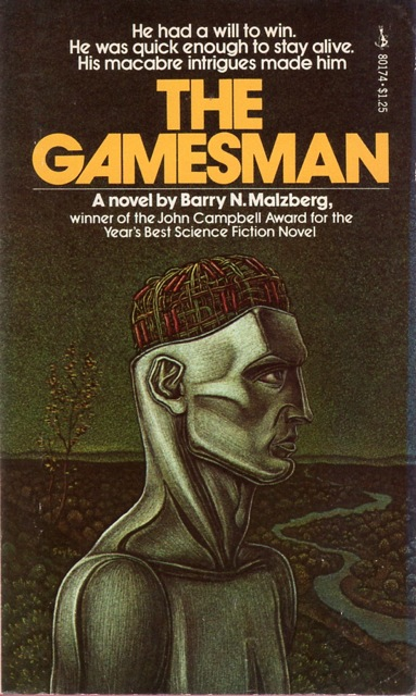 The Gamesman, Malzberg, Barry N.