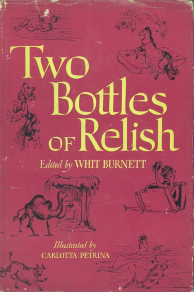 Image result for two bottles of relish lord dunsany
