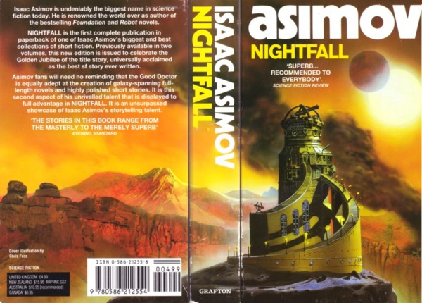 Image result for nightfall and other stories