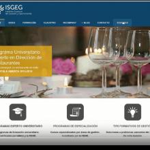 Video tutorial ISGEG ecampus