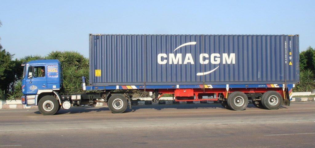 konteyner taşımacılığı