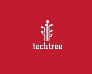 Creative Tree logo design inspiration (26)