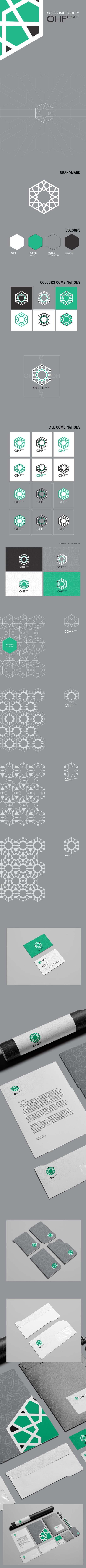 OHF Aarbic branding