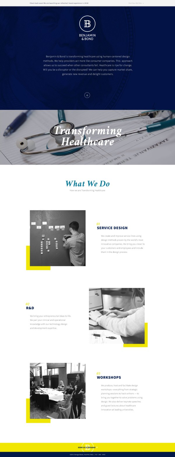 Clean And Creative Website Design Ideas Inspiration