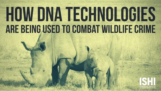 Kết quả hình ảnh cho DNA technology against crime wildlife