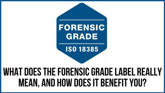 iso-forensic-grade